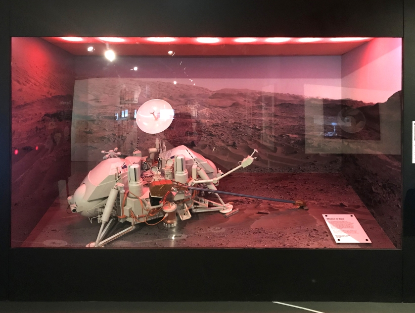 Mars, Bradford Museum Dec19